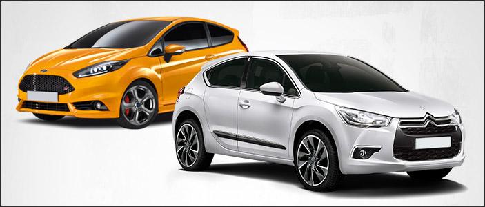 Ford & Citroen